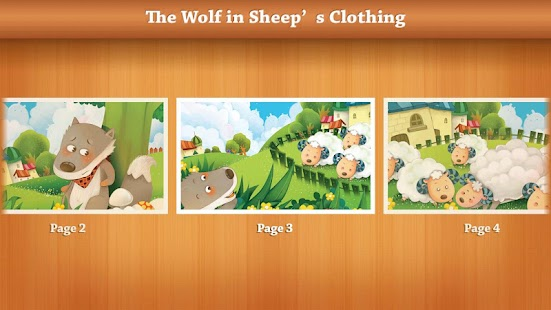 The Wolf in Sheep's Clothing - screenshot thumbnail