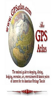Antique GPS Atlas - screenshot thumbnail