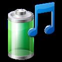 100% Battery Alert icon