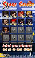 Screenshot of NINJA REVERSI