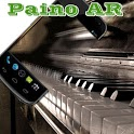 Piano AR (Augmented reality) icon