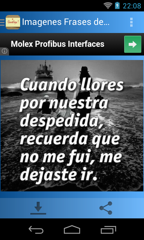 Imagenes Frases de Despedida - Google Play Store revenue ...