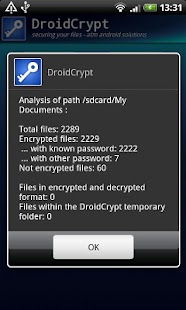 Droid Crypt- screenshot thumbnail