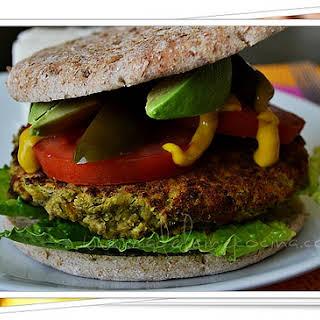 Vegetarian Hamburgers.