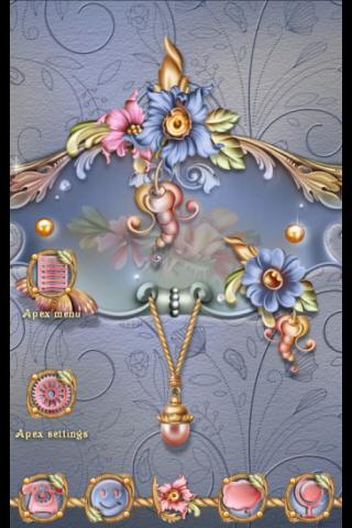 Apex GO Theme Royal Glamour