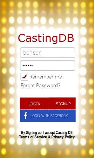 CastingDB