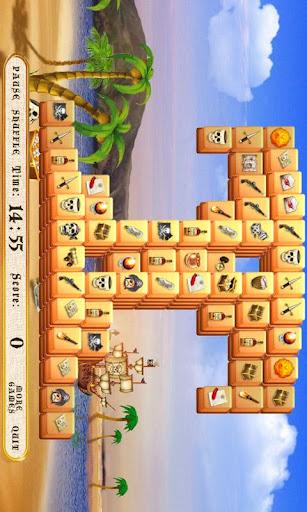 Caribbean Mahjong Free 1.0.2 screenshots 9