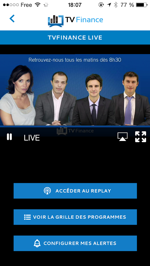 TV Finance- screenshot