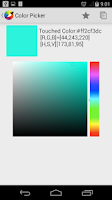 Screenshot of Color Picker