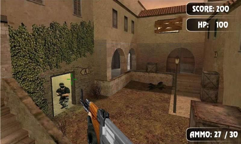 Special Force Sniper - screenshot