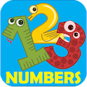 Numbers-Toddler Fun Education icon