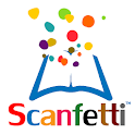 Scanfetti icon
