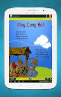 Screenshot of Nursery Rhymes Vol 1