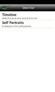 My-Guide to Vincent Van Gogh- screenshot thumbnail