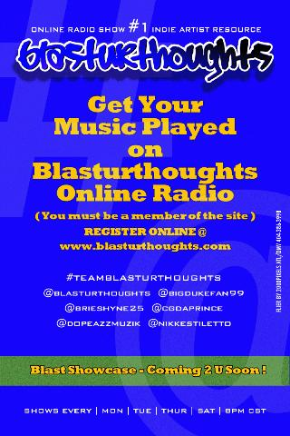 Blasturthoughts - screenshot