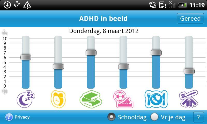 ADHD in beeld: Dagelijkse moni- screenshot