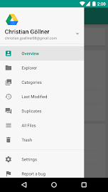 Unclouded - Cloud Manager Screenshot 8