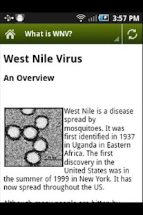 West Nile Virus - screenshot thumbnail