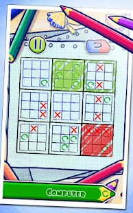Ultimate Tic Tac Toe- screenshot thumbnail