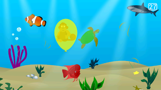 PiktoPop: Burst Ballons.- screenshot thumbnail