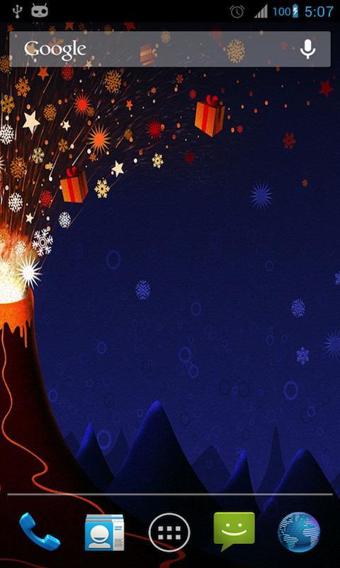Christmas HD wallpapers - screenshot