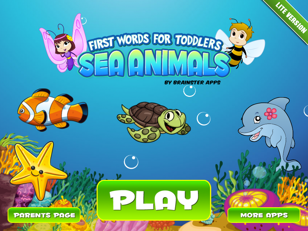 Sea Creatures Cartoon Sea Animals Amp Ocean Creatures