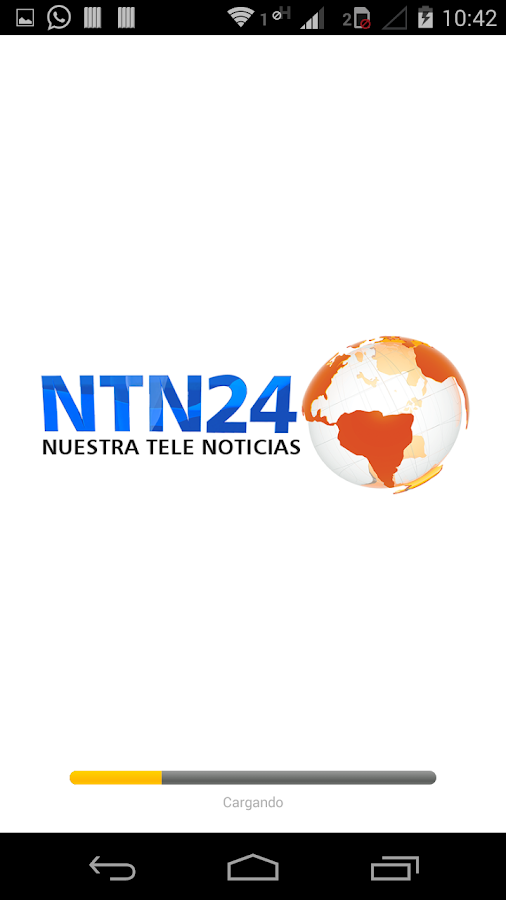 NTN24 Venezuela- screenshot