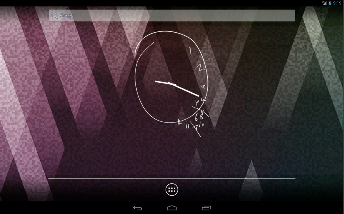 Will Graham Clock Widget Android Apps On Google Play