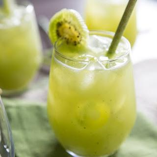 Kiwi Cucumber Aguar Fresca