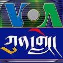VOA Tibetan News logo