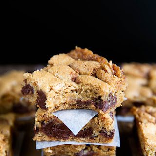 Gluten Free Blondies.