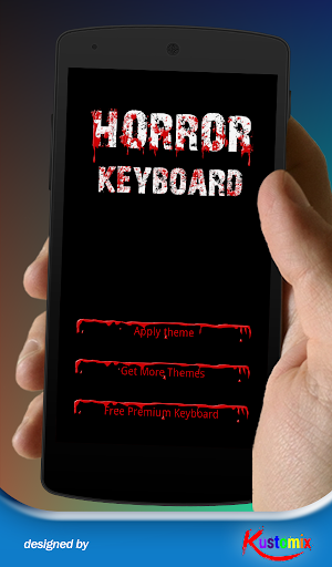 Horror Keyboard