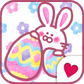 Cute wallpaper★Cute Easter