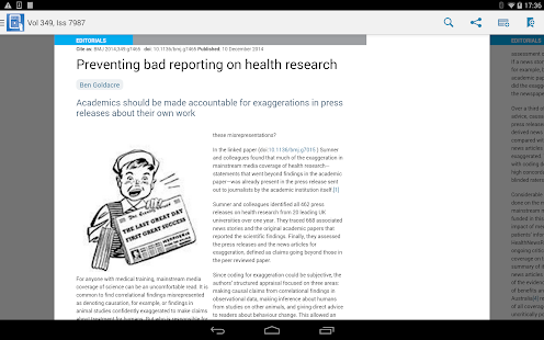 The BMJ- screenshot thumbnail
