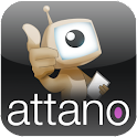 Attano eBooks & EduTV logo