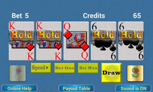 TouchPlay Joker Poker