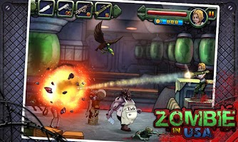 Screenshot of Kill Zombies Now- Zombie games