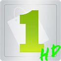 1Mobile Market HD icon