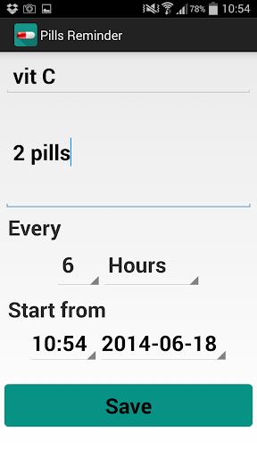 Pills Reminder PRO
