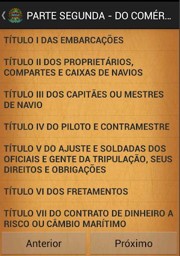 Código Comercial Brasileiro
