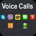 Viber v Skype Tango Kakao Line icon