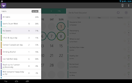 HabitBull - Habit Tracker Screenshot 9