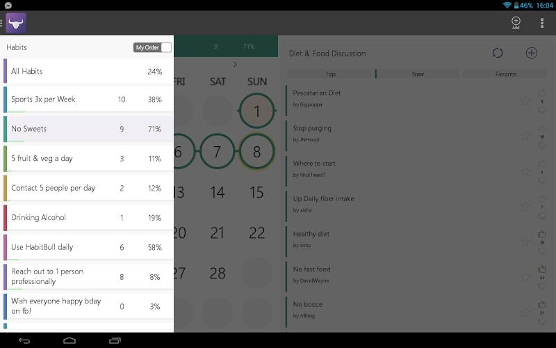 Habit Tracker Screenshot 10
