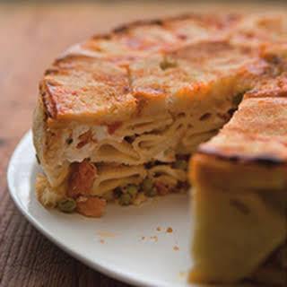 Italian Pasta Bake.