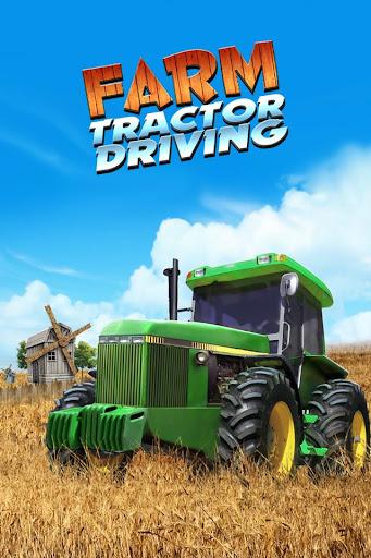 Best Farm Tractor Driving Fun