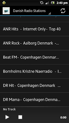 玩免費娛樂APP|下載Danish Radio Stations app不用錢|硬是要APP