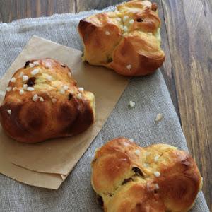 Osterpinze or Austrian Easter bread