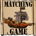 Pirate Matching Game icon