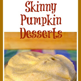 Skinny Pumpkin Mousse