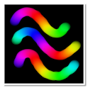 Plasma Trails LWP icon